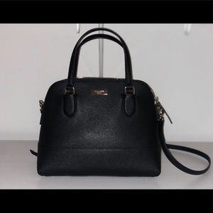 Kate Spade Laurel Way Maise Black Purse